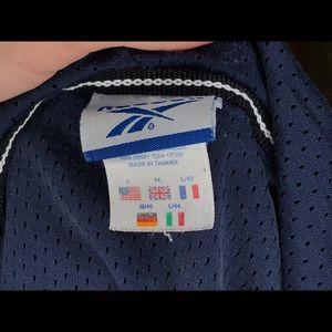 Reebok Jackets & Coats - Vintage Reebok Half Zip Windbreaker Jacket Size L